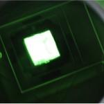 Luz de nanotubos de Norihiro Shimoi