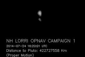 Nueva imagen de Plutón y su luna Caronte