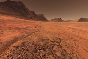 Marte tuvo agua durante cortos episodios