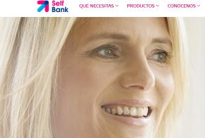 Banco digital hecho para vosotros, selfiters
